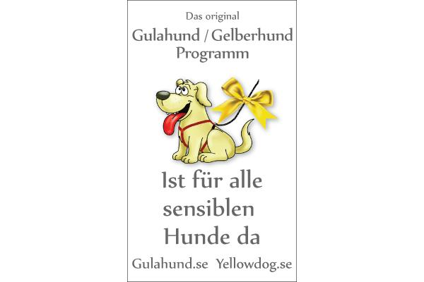 """Aktion """"gelbe Schleife"""""""