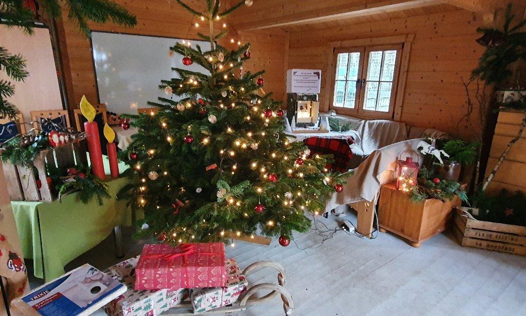 Den ganzen Dezember Tierbescherung im Tierheim